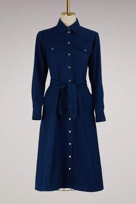 A.P.C. Annie cotton dress