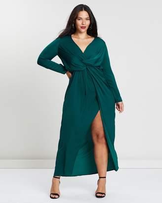 c246740dc97 Plus Size Teal Dress - ShopStyle Australia