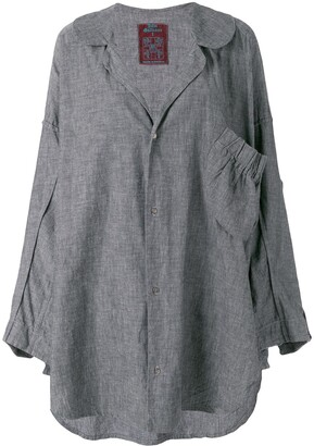 John Galliano Pre-Owned 1985 oversized shirt