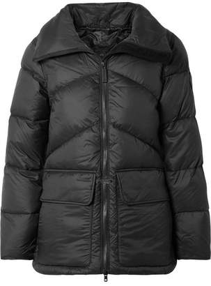 Canada Goose Ockley Quilted Shell Down Parka - Black