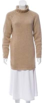 Malo Knit Turtleneck Sweater