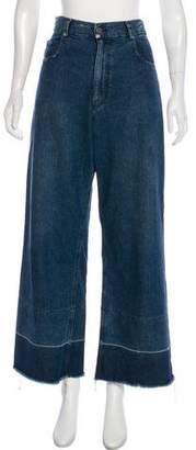 Rachel Comey High-Rise Wide-Leg Jeans