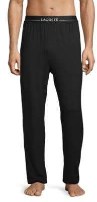 Lacoste Solid Lounge Pants