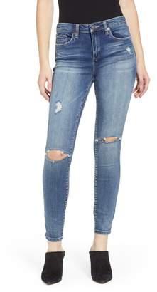 Blank NYC BLANKNYC Denim Ripped Skinny Jeans (Wealth Care)