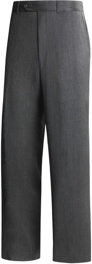 Rendezvous by Ballin @Model.CurrentBrand.Name Wool Gabardine Pants (For Men)