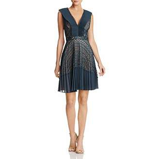 French Connection Women's Orabelle Lace V-Neck Dress