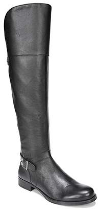 Naturalizer January Over the Knee Leather Boot - Wide Width Available