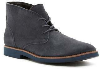 Walk-Over Wallen Charcoal Suede Chukka Boot