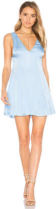 MAJORELLE x REVOLVE Trinidad Dress in Blue $168 thestylecure.com