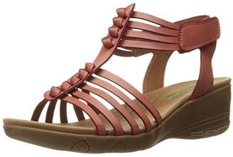 BareTraps Women's Hinder Wedge Sandal $59 thestylecure.com