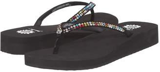 Yellow Box Jello Women's Sandals