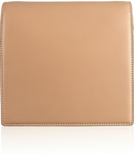 The Row Soft Classic leather shoulder bag