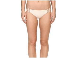 O'Neill Lux Solids Multi Strap Bottom Women's Swimwear