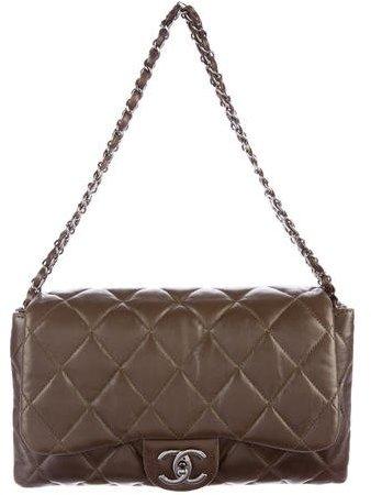 ChanelChanel 3 Accordion Flap Bag