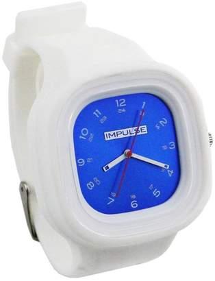 Impulse Women's Nurse-Medical Silicone Fashion Watch - 24 Hr
