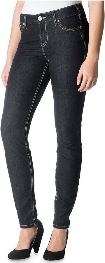 Silver Jeans Juniors Jeans, Nova Jegging, Dark Wash