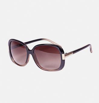 Avenue Black Ombre Sunglasses