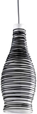 Progress Lighting Illuma-Flex 1-Light Mini Wine Bottle Track Pendant