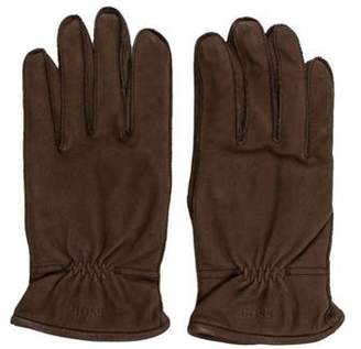 HUGO BOSS Boss by Leather Driving Gloves