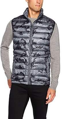 Buffalo David Bitton by David Bitton Men's Lightweight Printed Vest