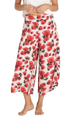 Women's Billabong Can It Be High Waist Culottes $44.95 thestylecure.com