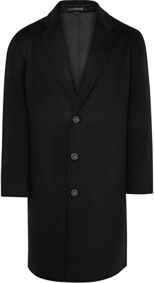 Acne Studios Charles Oversized Wool and Cashmere-Blend Overcoat $1,150 thestylecure.com