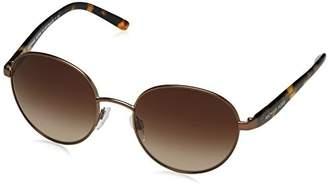 Michael Kors Unisex-Adult's MK1007 Sadie III Sunglasses, Sable/Tokyo Tort 106013