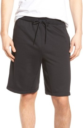 Men's Adidas Sport Id French Terry Shorts $50 thestylecure.com