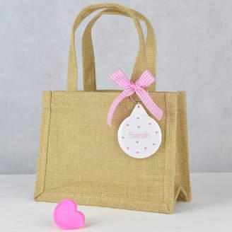 Andrea Fays Personalised Bridesmaid Gift Bag