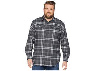 Columbia Big Tall Silver Ridgetm Flannel Long Sleeve Shirt