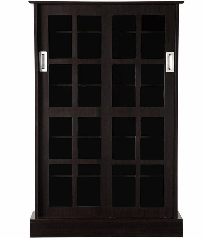Asstd National Brand Everett Media Storage Cabinet