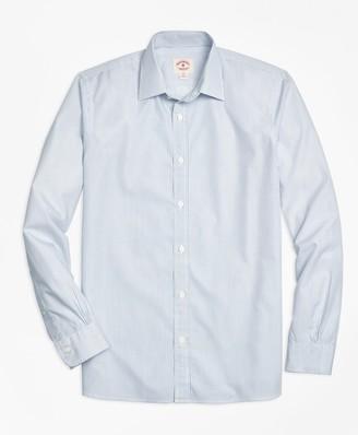 Brooks Brothers Nine-to-Nine Thin-Stripe Shirt