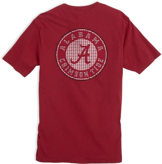 Southern Tide Skipjack Fill T-Shirt - University of Alabama
