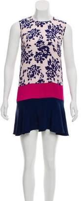 Mary Katrantzou Printed Sleeveless Dress