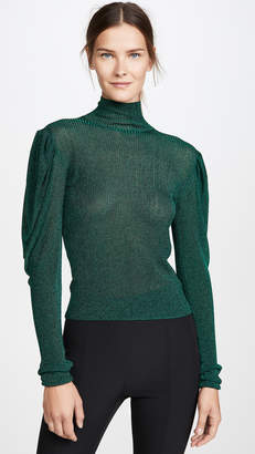 Caroline Constas Long Sleeve Turtleneck