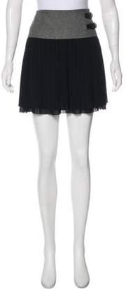 Ted Baker Pleated Mini Skirt