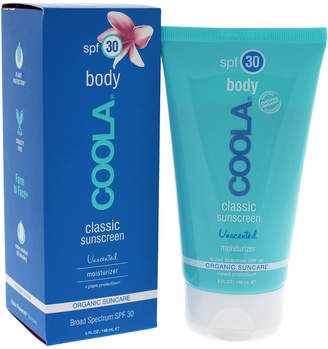 Coola 5Oz Body Classic Sunscreen Moisturizer Spf 30 - Unscented