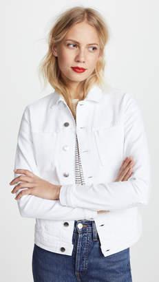 L'Agence Celine Distressed Jacket