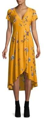 Free People Lost In You Floral Maxi Dress