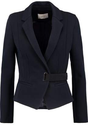 Carven Belted Knitted Jacket