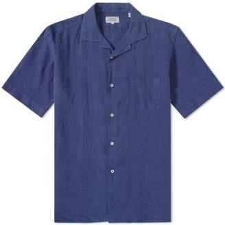 Hartford Palm Pat Vacation Shirt