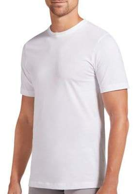 Jockey Three-Pack Slim-Fit Cotton Crewneck T-Shirts
