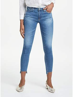 AG Jeans The Legging Ankle Mid Rise Jeans, 18 Years