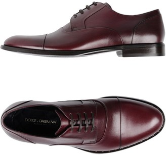 Dolce & Gabbana Lace-up shoes - Item 11220910WI
