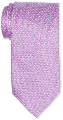 MICHAEL Michael Kors Purple Chainlink Silk Tie