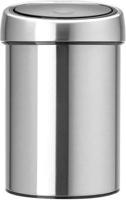 Brabantia Touch Bin 3-litre - Matt Steel