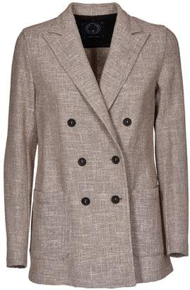 Tonello T Jacket By Double Breasted Blazer