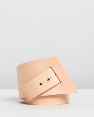 Elina Leather Belt