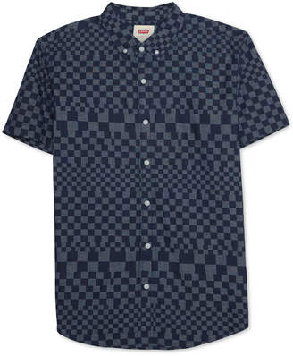 Levi's Men's Slim-Fit Check Shirt