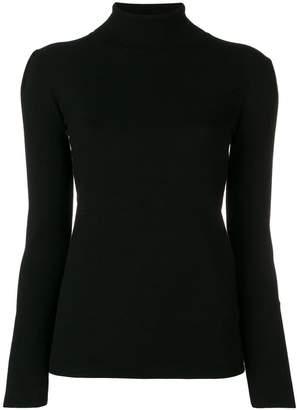 Liu Jo turtleneck fitted sweater